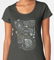Circuit 02 Women's Premium T-Shirt