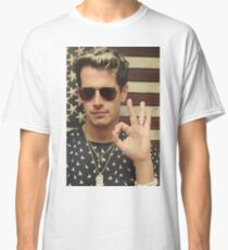 Milo Yiannopoulos inspired t's and stuff Classic T-Shirt