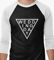 Stylish Wedding Day Men's Baseball ¾ T-Shirt