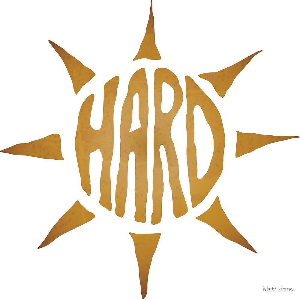 Hard Sun by Matt Reno