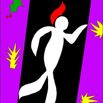 Santa by Henri Matisse by whoiam