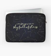 Himmel voller Sterne Laptoptasche