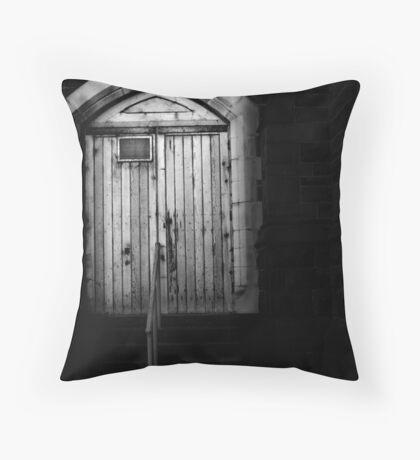 that particular time Throw Pillow