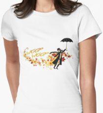 Villaindar. Marty Scurll. September Women's Fitted T-Shirt