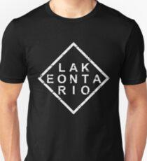 Stylish Lake Ontario Unisex T-Shirt