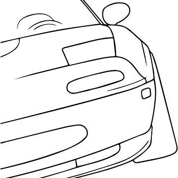 Mazda MX-5 NA by MiataApparel