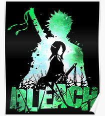 Bleach - Green tone Poster