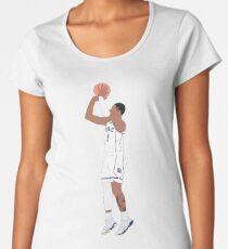 Trevon Duval Jumpshot Women's Premium T-Shirt