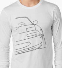 Mazda MX-5 NA Long Sleeve T-Shirt