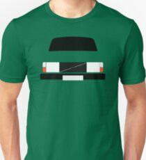 Volvo 240 Squarelight Unisex T-Shirt