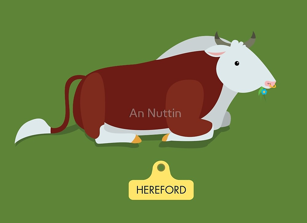 Hereford by An Nuttin
