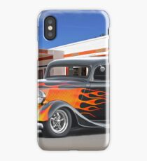 1930 Ford Tudor Sedan I iPhone Case/Skin