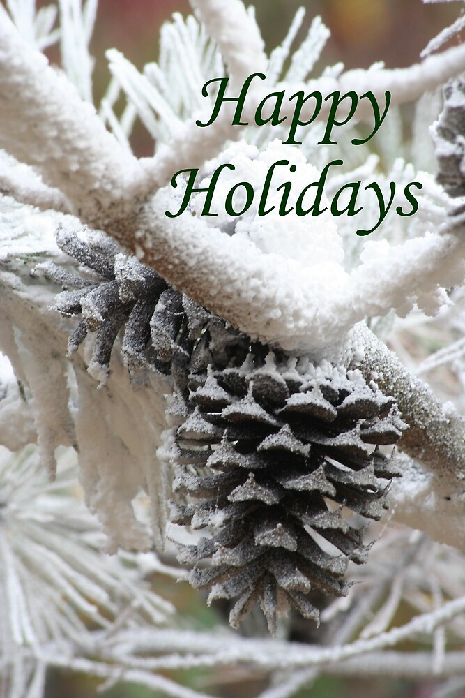 Seasons Greetings by CardLady