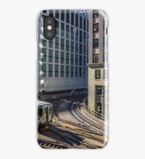 Traveling to Work iPhone Case/Skin
