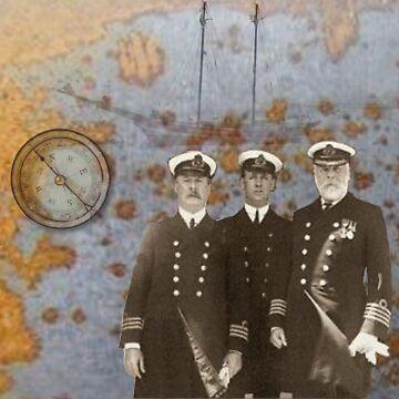 The Sea Captains by stevewyburn