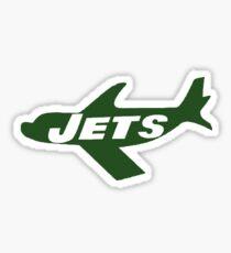 New York Jets Sticker Sticker