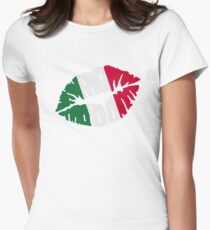 Italy kiss flag T-Shirt