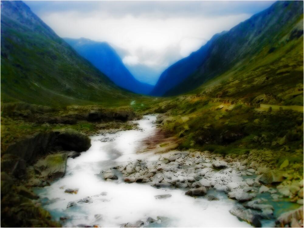 Norway by Sam Mortimer