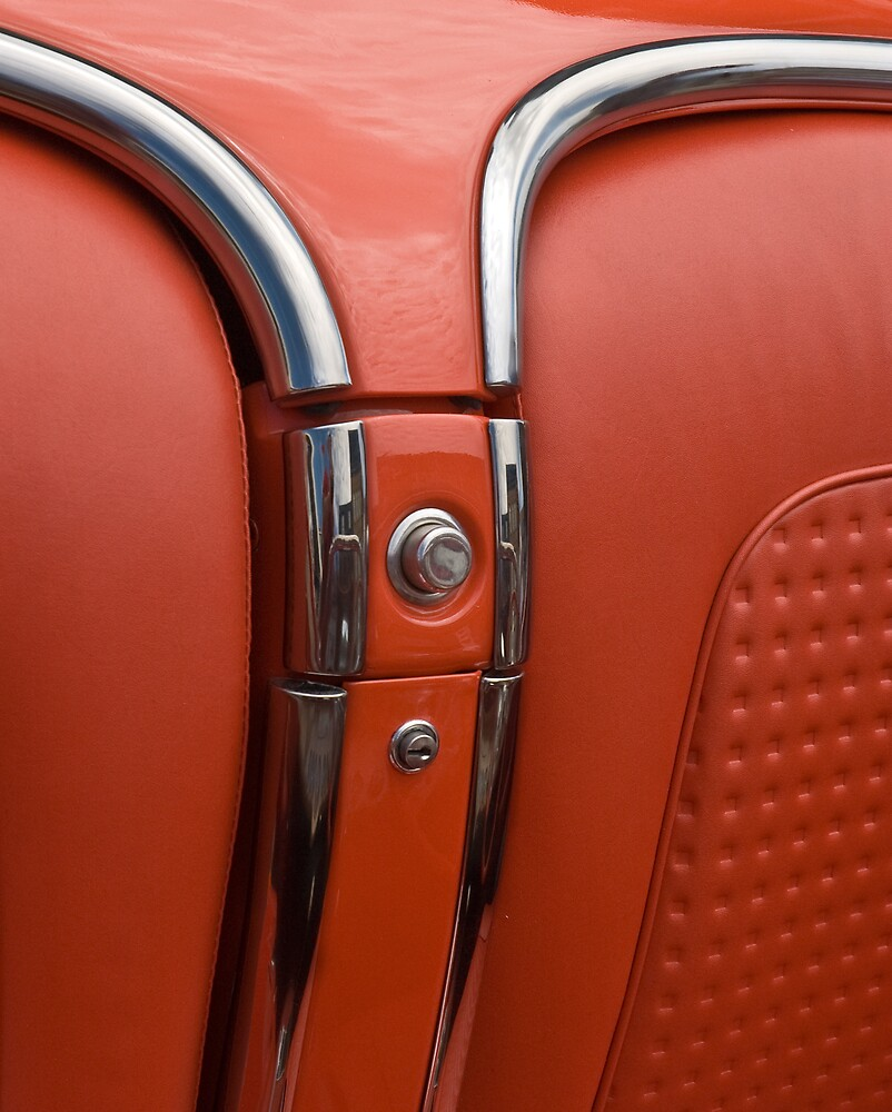 Red Leather and Trim by nielsp