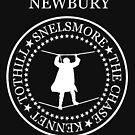Newbury (snelsmore, white text, 401) by Third Battle  of Newbury