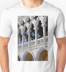 Doges Palace facade details T-Shirt