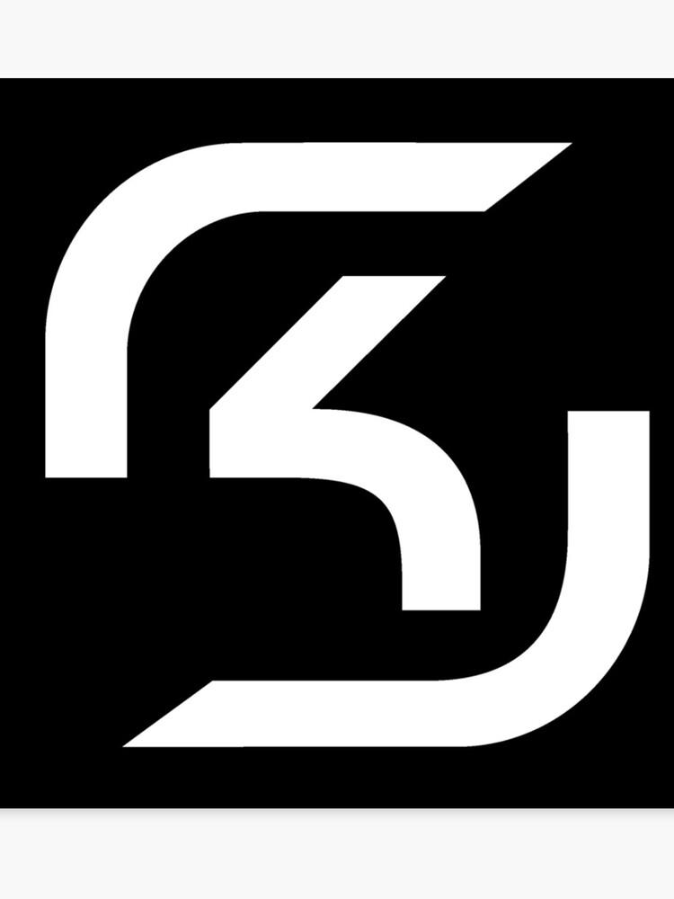 SK Gaming Logo | Canvas Print