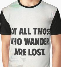 For travellers Graphic T-Shirt