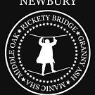 Newbury (rickety, white text, 101) by Third Battle  of Newbury