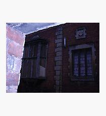 Gothic? Photographic Print