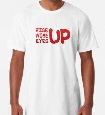 Rise Wise Eyes Up Longshirt