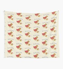 Knit Chick Wall Tapestry