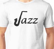Jazz Saxophone Unisex T-Shirt