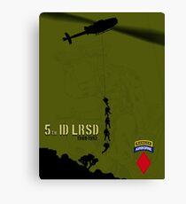 5th ID LRSD Reunion Canvas Print