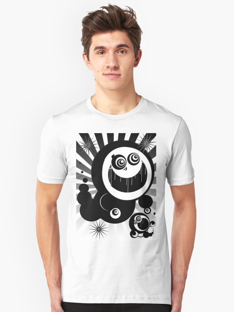 happy lil guys Unisex T-Shirt Front