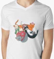 Cute Chrstmas Cats T-Shirt