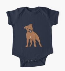 Staffordshire Bull Terrier Kids Clothes