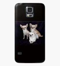 chihuahua group Case/Skin for Samsung Galaxy