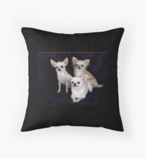 chihuahua group Floor Pillow