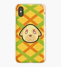 GOLDIE ANIMAL CROSSING iPhone Case/Skin