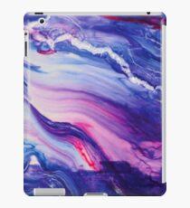 Tranquil Swirls Hybrid Painting iPad Case/Skin