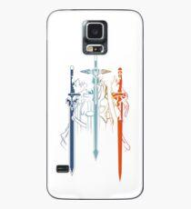 Kirito and Asuna form Sword Art Online Case/Skin for Samsung Galaxy