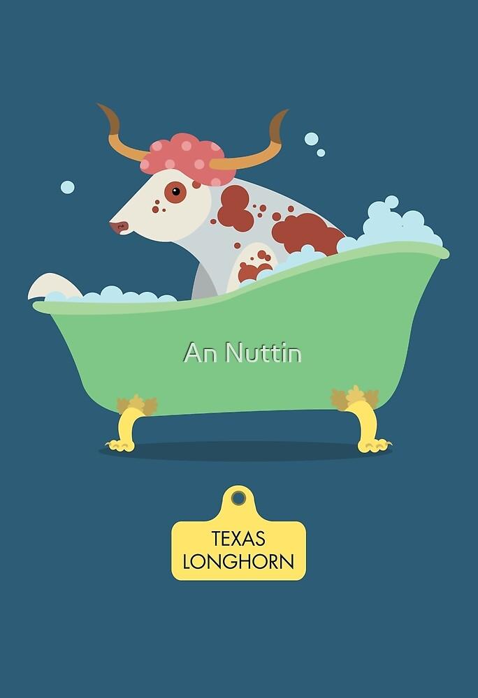 Texas Longhorn by An Nuttin