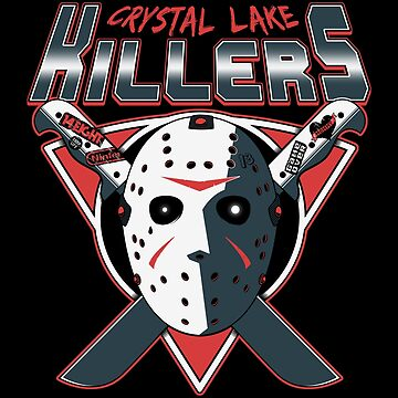 Crystal Lake Killers by 14Eight