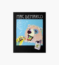 Lámina de exposición Mac DeMarco