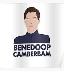 Benedoop Camberbam Poster