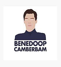 Benedoop Camberbam Photographic Print