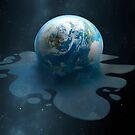 Melting Earth by Mark A. Garlick