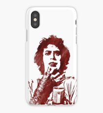 Frank-N-Furter (Rocky Horror Picture Show) iPhone Case/Skin