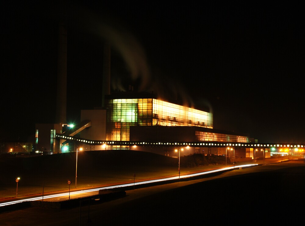 Coal Power by MDutton