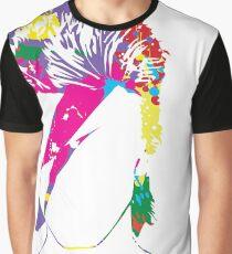 Inspiriert von David Bowie Grafik T-Shirt